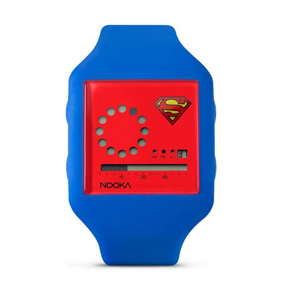 Relojes Nooka DC Comics