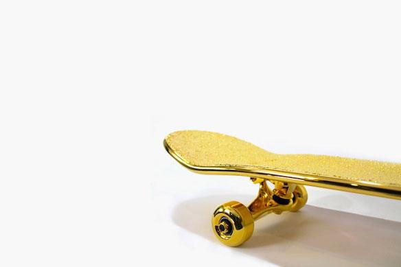 Un Skate de Oro