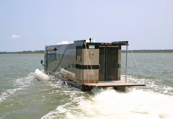Caravana Anfibia Terra Wind