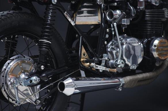 Eastern Spring Honda CB550