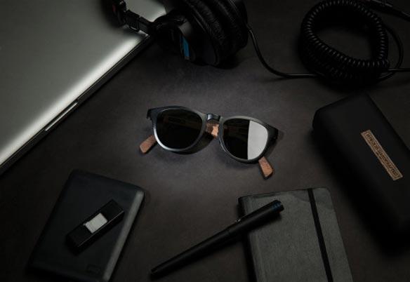 Gafas de sol Shwood Titanium
