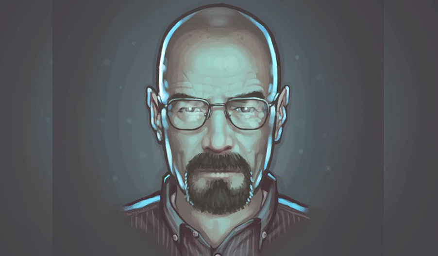 Harry Nesbitt Breaking Bad
