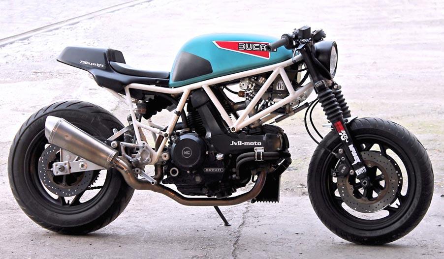 JvB-Moto Ducati 750S
