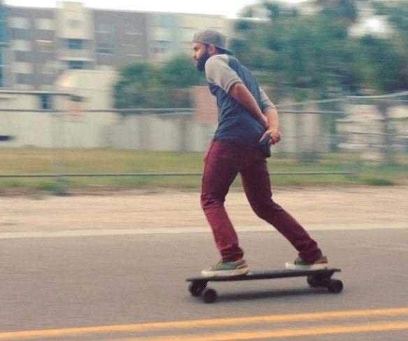 Marbel Skateboard