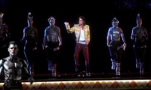 Michael Jackson Revive