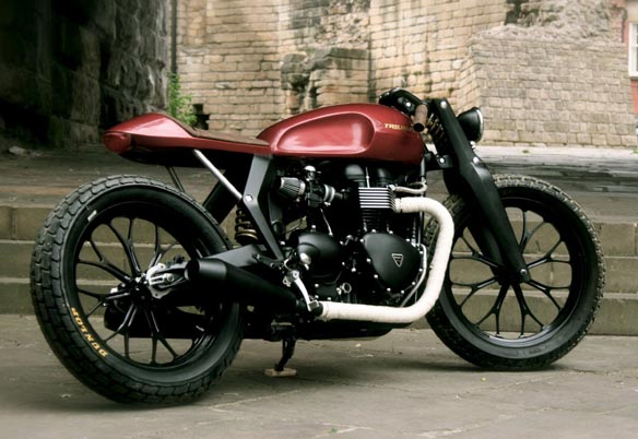 Triumph Speed Twin Concept