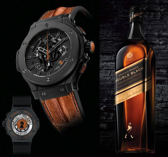 BigBang Aero Johnnie Walker House