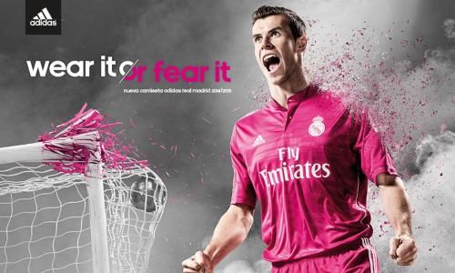 Camisetas Real Madrid 2014-2015