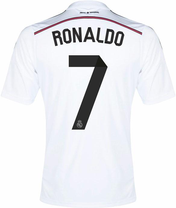 Camisetas real madrid 2014 2015 nuevas equipaciones for Oficinas nike madrid