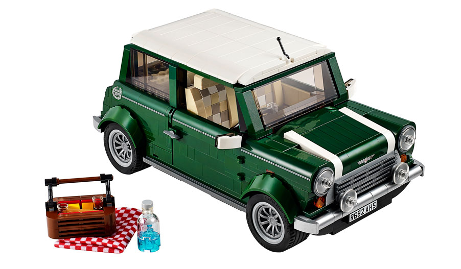 Lego Mini Cooper