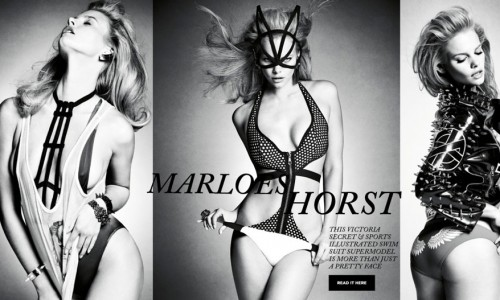 Marloes Horst x James Macari