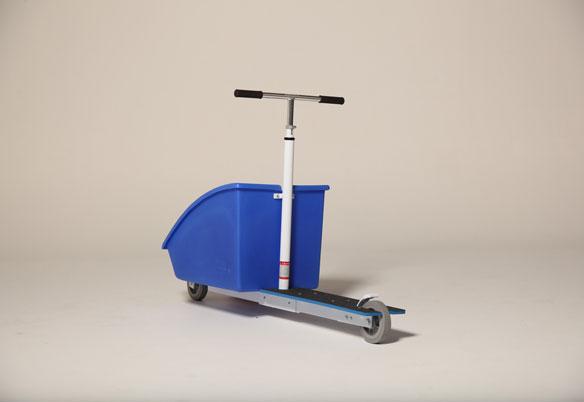 Nimble Cargo Scooter
