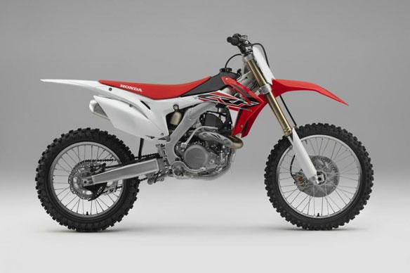 Nuevas Hondas CRF 2015
