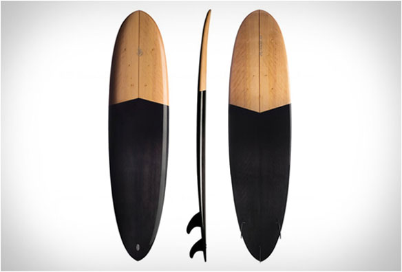 Octovo x Tilley Surfboards