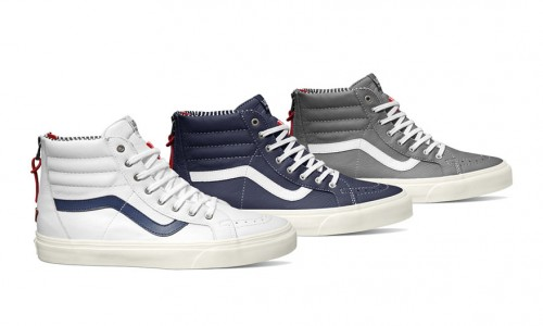 Vans California Varsity Stripe