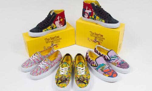 Vans x The Beatles