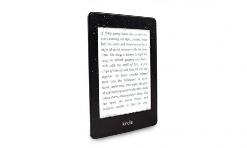 Waterproofed Kindle Paperwhite