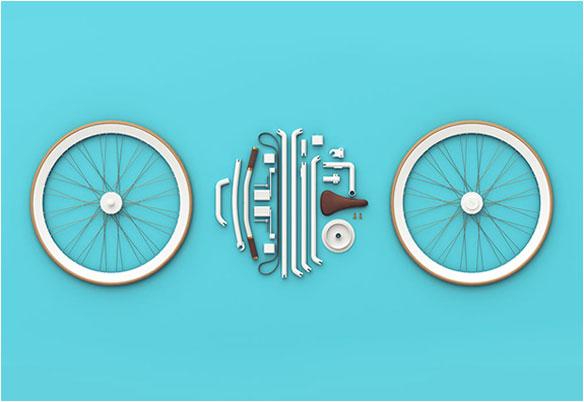 Bicicletas Plegables