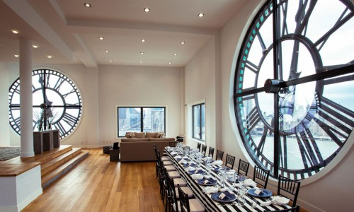 Clock Tower Penthouse