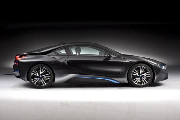 Coche Electrico BMW i8
