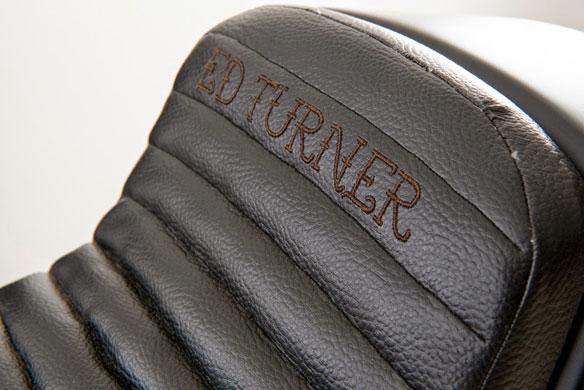 Ed Turner BMW R65