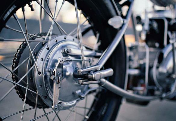 Hazan Motorworks BSA 500