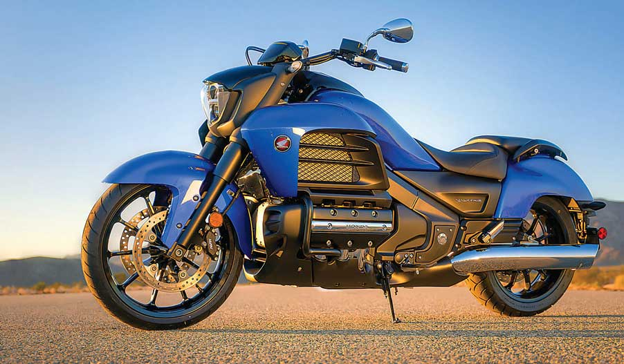 Honda Goldwing Valkyrie