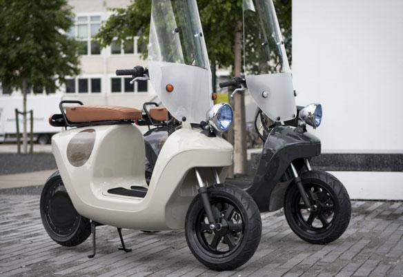 Moto Electrica Be.e