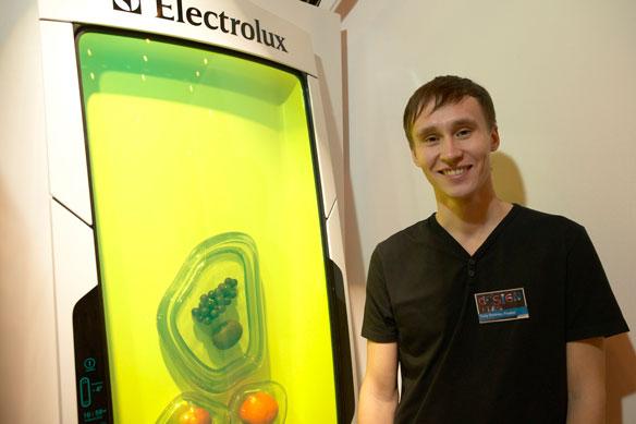 Nevera Electrolux BioRobot