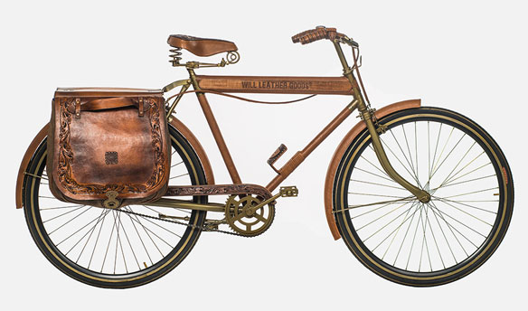 WILL Leather Bike