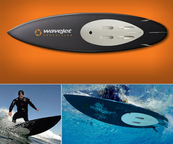 Wavejet Surfboards