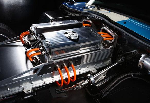 Coche Electrico Renovo Coupe