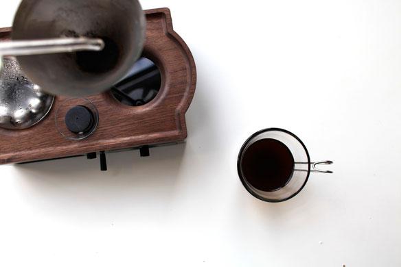 Despertador Cafetera Bariseur