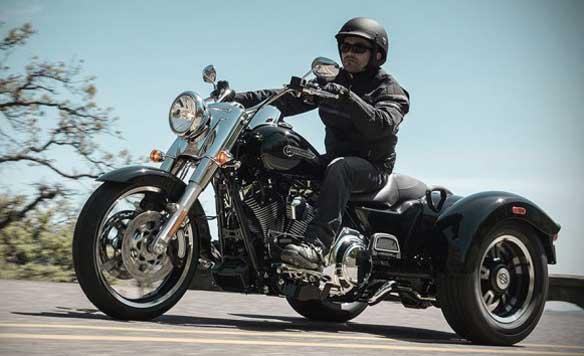Harley Davidson Tres Ruedas