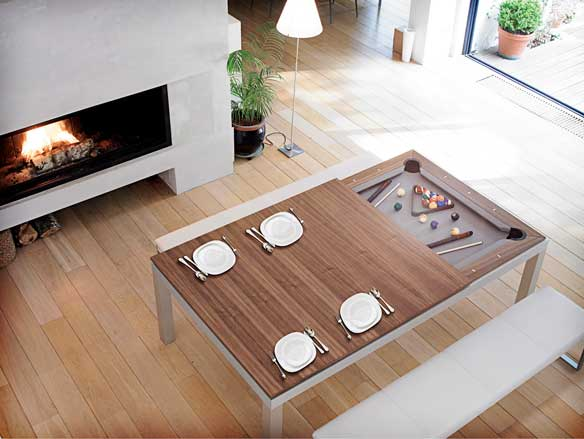 Mesas Fusion Tables