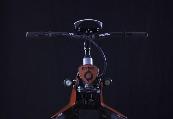 Moto Electrica Ryno