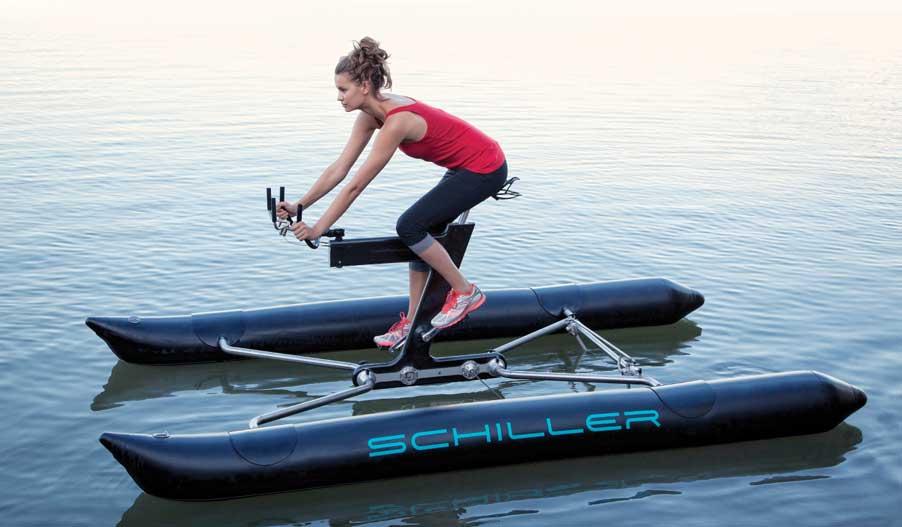 Bici Acuatica Shiller X1