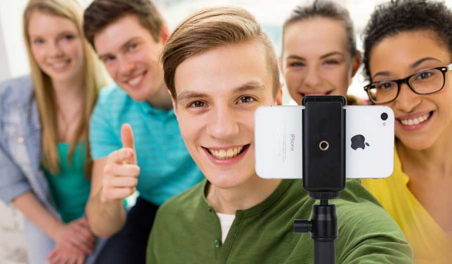 Brazo Extensible para Selfies Satechi