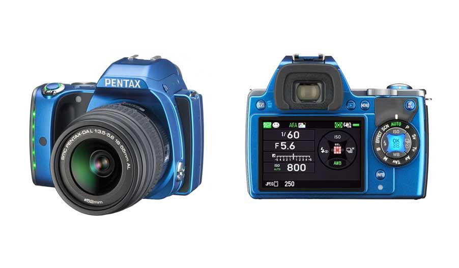 Camara de Fotos Pentax K-S1 DSLR