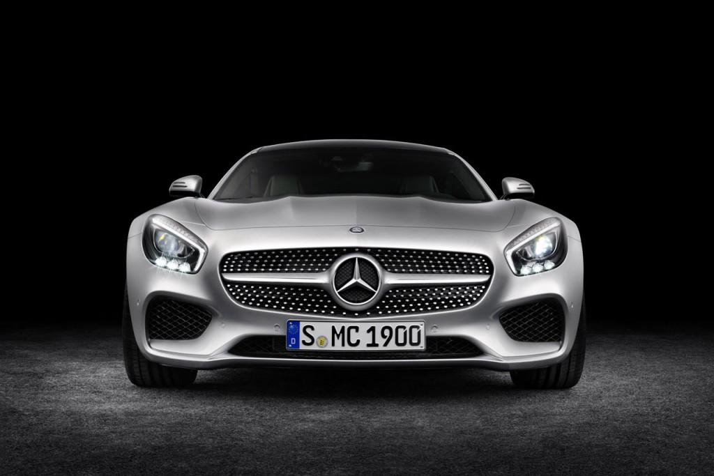 Mercedes-Benz AMG GT 2016