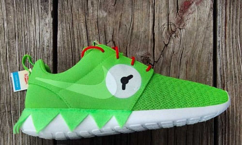 Zapatillas Nike Roshe Run Kermit