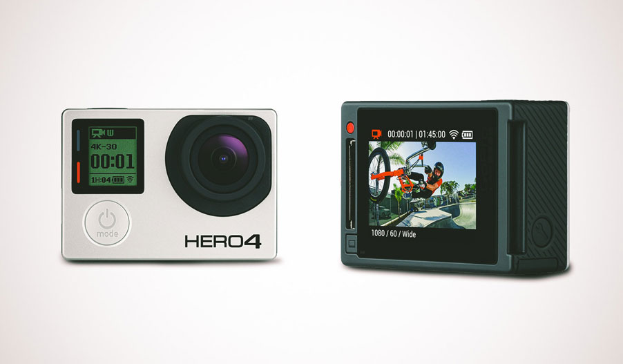 Nueva GoPro HERO4