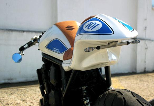 Suzuki Bandit Fatmile