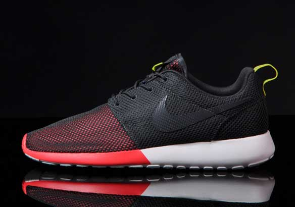 Zapatillas Nike Roshe Run Mesh Uppers