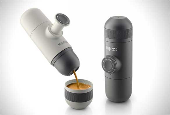 Cafetera Manual Minipresso