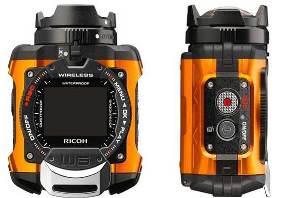 Camara Ricoh WG-M1