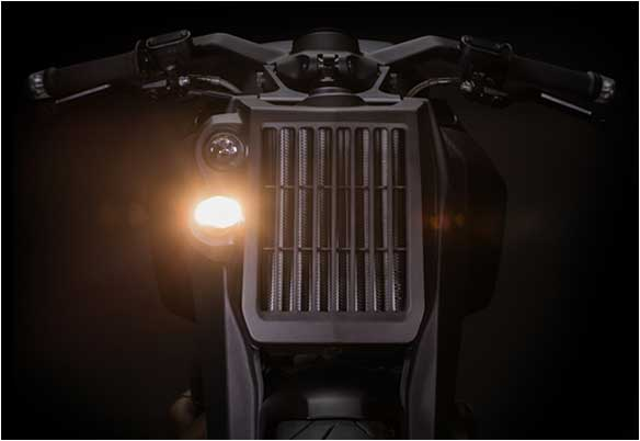 Motocicleta Ronin 47