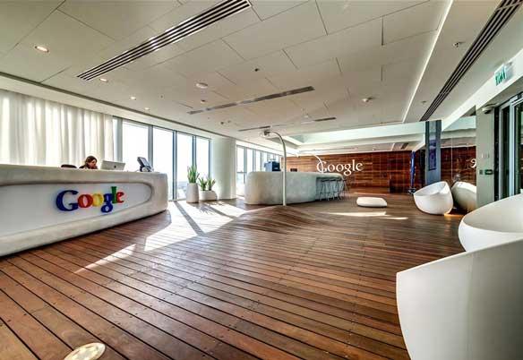 Oficinas Increibles: Google Tel Aviv