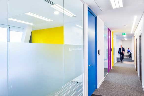 Oficinas Increibles: Ticketmaster Londres