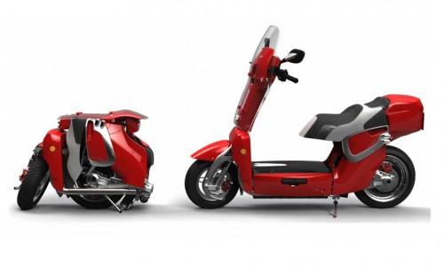 Scooter Electrico Plegable XOR XO2